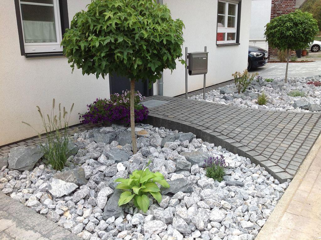 Steingaerten start garten und landschaftsbau thomas wahl for Gartengestaltung nordseite